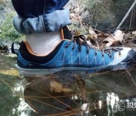 行走于城市与山林之间,SCARPA Zen禅轻量版徒步鞋体验