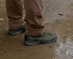 穿上出发!Scarpa莫林加强版防水徒步鞋测评