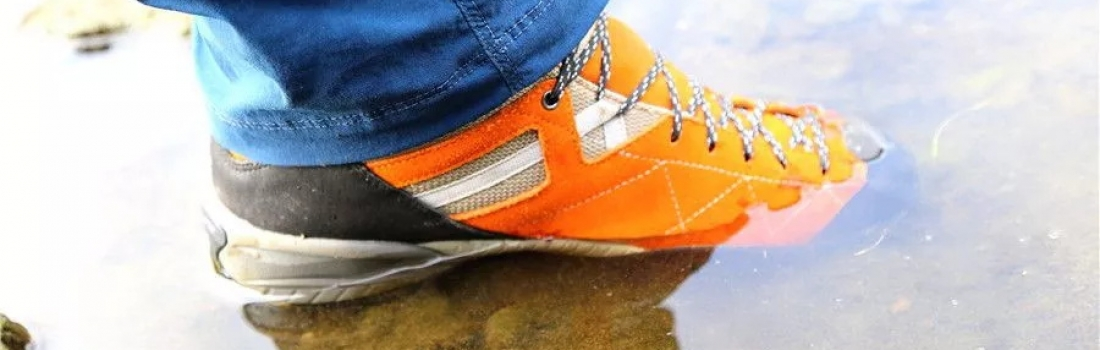 克服各种困境的好鞋:Scarpa 假日GTX防水徒步鞋
