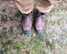 【测评】Scarpa 莫林加强版防水登山鞋(女)