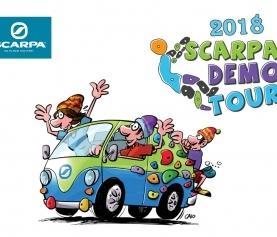 SCARPA 2018年DemoTour巡回试鞋活动
