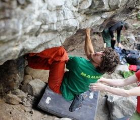 Checco Vettorata – 对话意大利实力攀岩者Francesco Vettorata