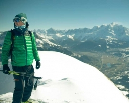 SCARPA同仁:Nicolas Geydet专访 – 我们准备好第31届Pierra Menta登山滑雪比赛